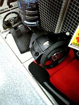 車のコントローラー