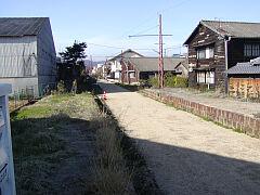 旧備前赤崎駅