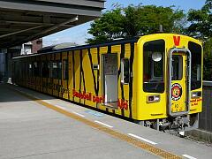 阪神タイガース列車