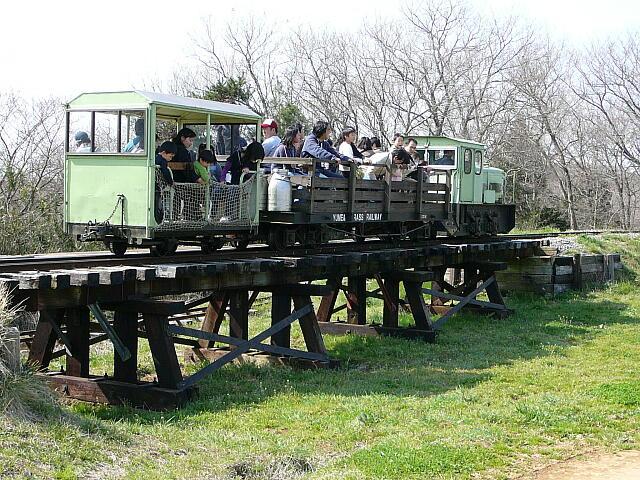 トロッコ鉄道