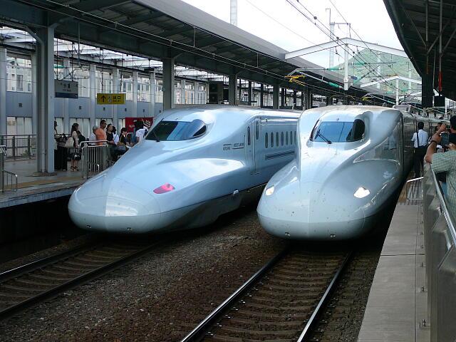 新幹線さくら号