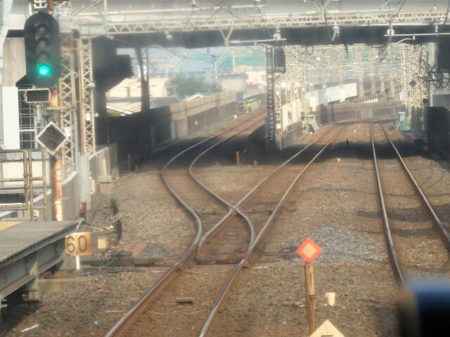 武蔵浦和駅から連絡線へ