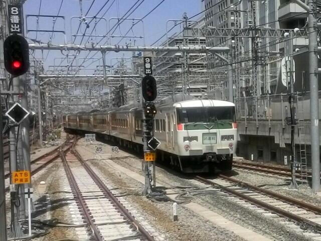 上野駅方面