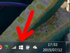 Windows10予約アイコン
