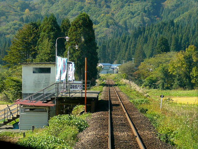 羽後長戸呂駅