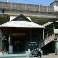 海部駅入口
