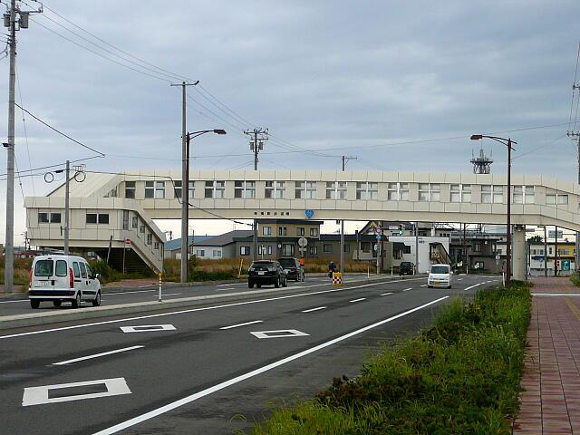 全天候型歩道橋