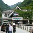 清滝駅(山麓駅)