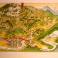 京王高尾線開通前の地図
