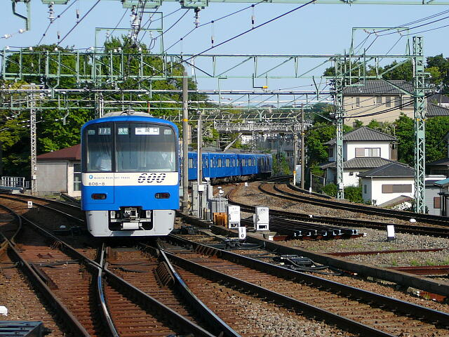 京急久里浜線の快特列車
