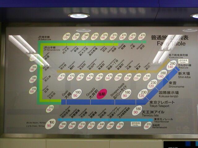 NAVER まとめJR東日本がりんかい線買収交渉を行っている?