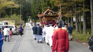 神社のお祭り2